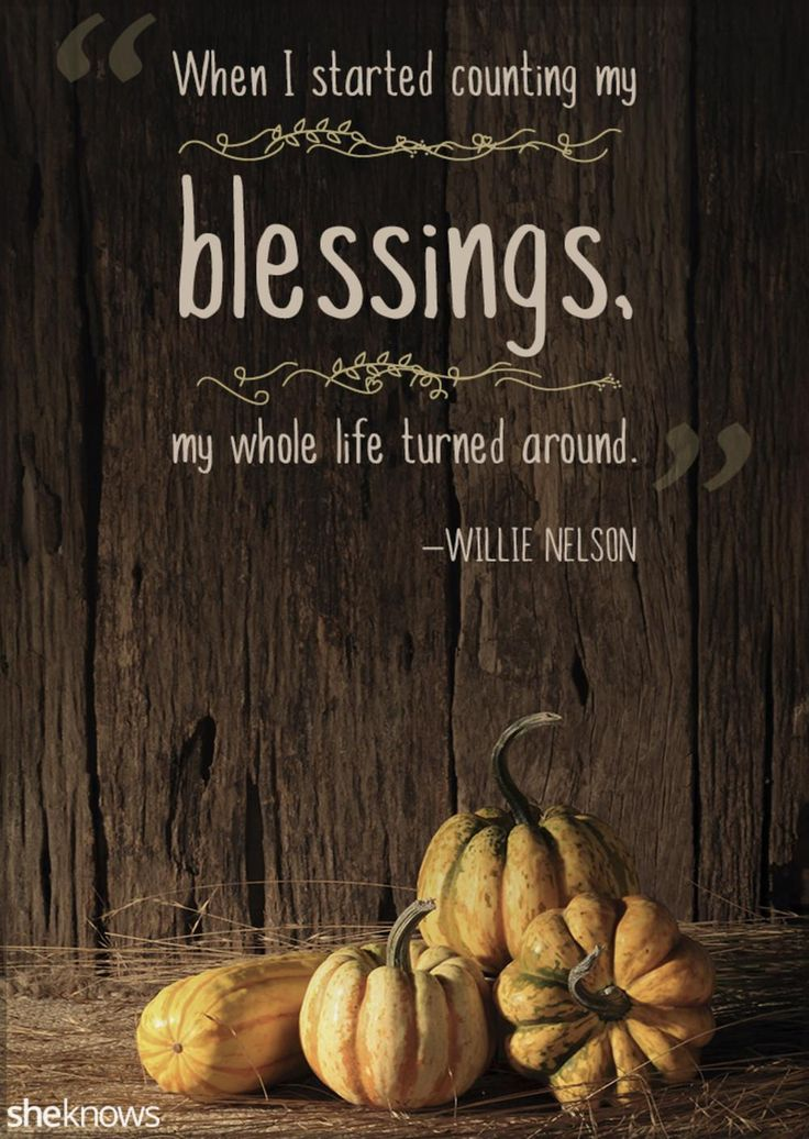 Lovely Gratitude Quote For Thanksgiving Quotes That