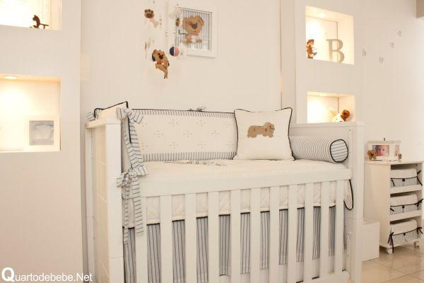 decoração quarto bebe - tema cachorrinho