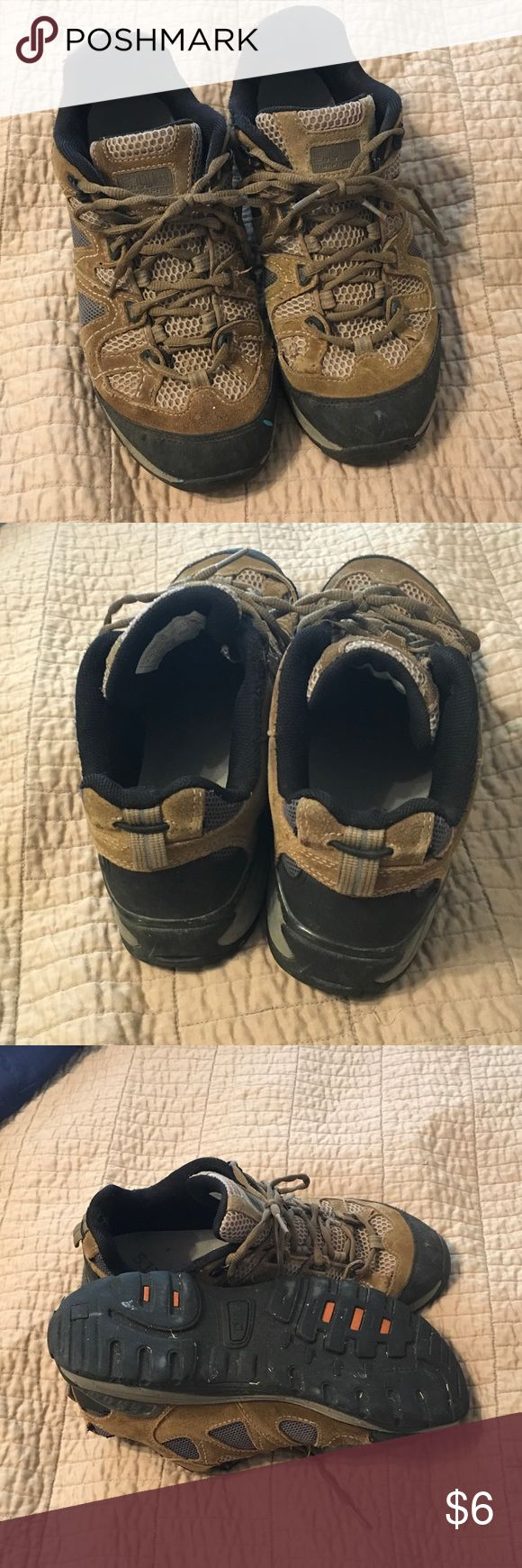 Hiking boots Men's size 10, some wear as pictured, price reflects 511 Shoes Boots