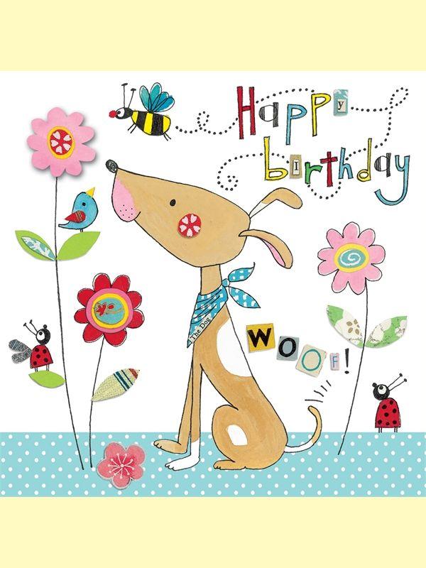 574 best Happy birthday images – Happy Birthday Dog Card
