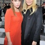 Adele Exarchopoulos and Gwyneth Paltrow
