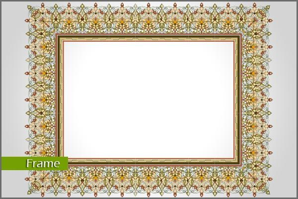 Golden Frame Png Vector Psd And Clipart With Transparent Background For Free Download Pngtree In 2021 Ornament Frame Frame Clipart Frame Decor