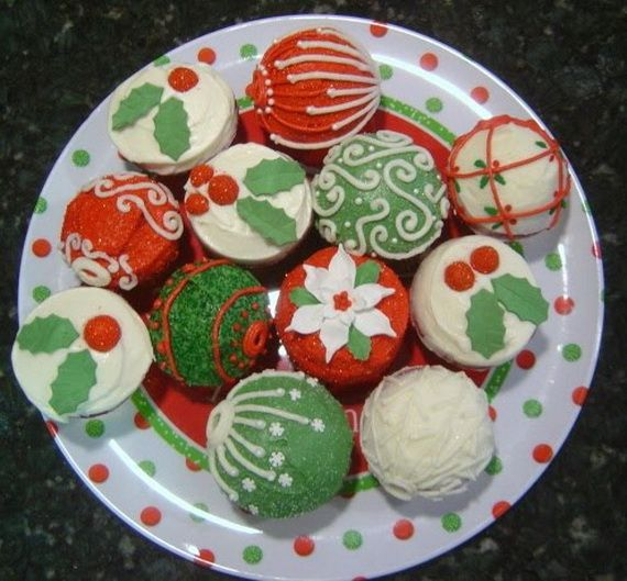 45 Easy Camping Recipes: 1000+ Ideas About Christmas Cupcakes Decoration On