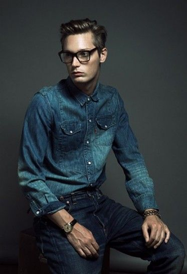 camicia-di-jeans-per-look-total-denim-da-uomo