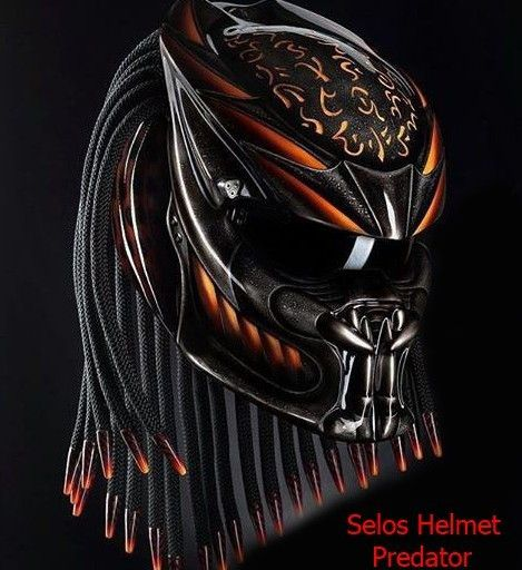 Details  Predator helmets Basic Helm NHK Certificate DOT, Full Face Surely that's been with the National Indonesia (SNI) Additional accessories such as Tri- Laser with on / off switch. »To the manufacturing process Predator Helmets, finished Two weekly from the time of booking. (This is the estimate / estimate, so it is possible the process could be faster or slower)  »If the product ordered is finished, the goods will be shipped as soon as possible according to the address buye...