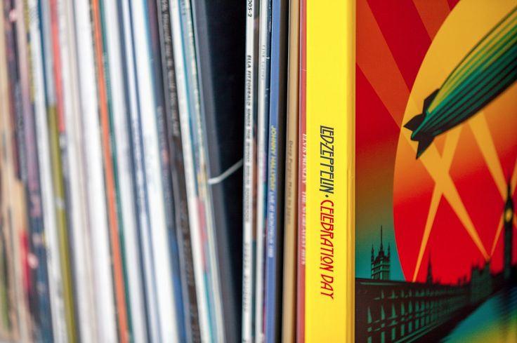 Led Zeppelin, Celebration day by http://newclearradio.net/