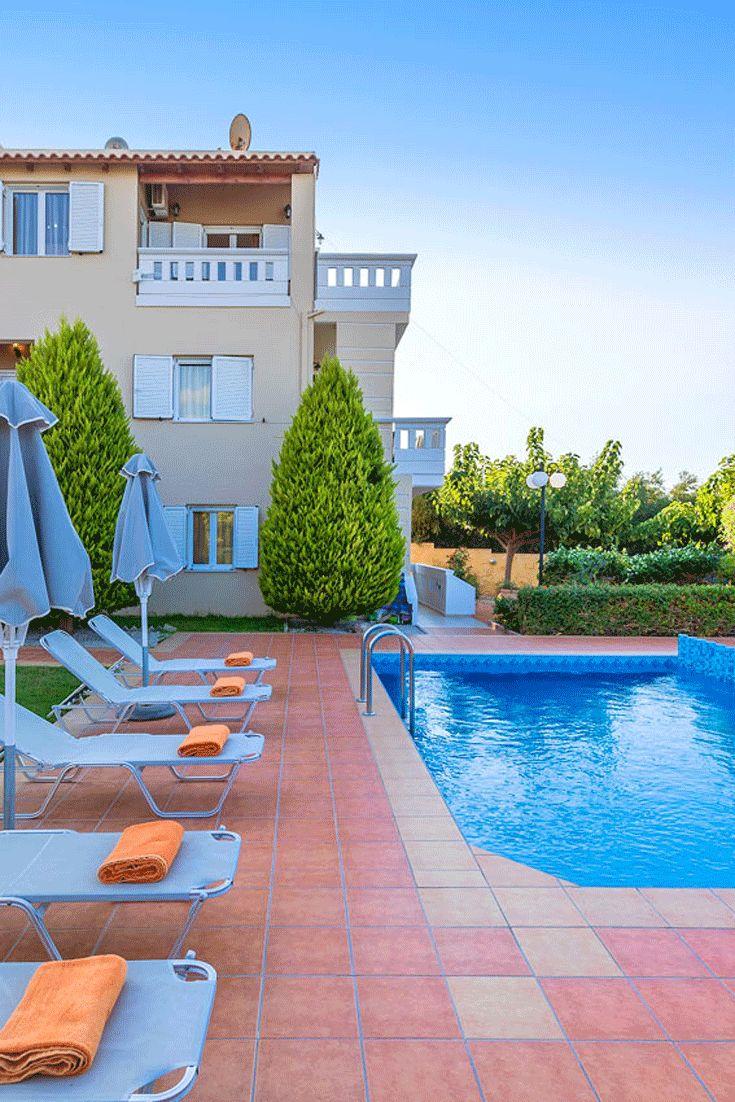 Villa Grigoria in  Agia Marina,. Chania, Crete