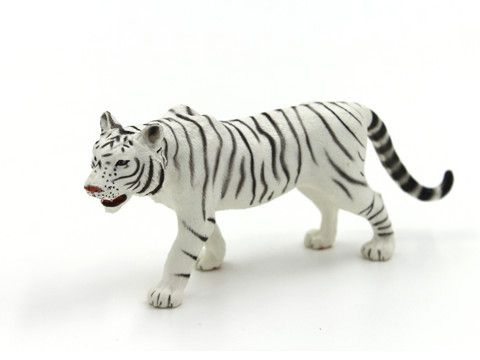 4 Pcs Wild Animal Tigers Model Action Figures //Price: $21.98 & FREE Shipping //     #actionfigurecollectors