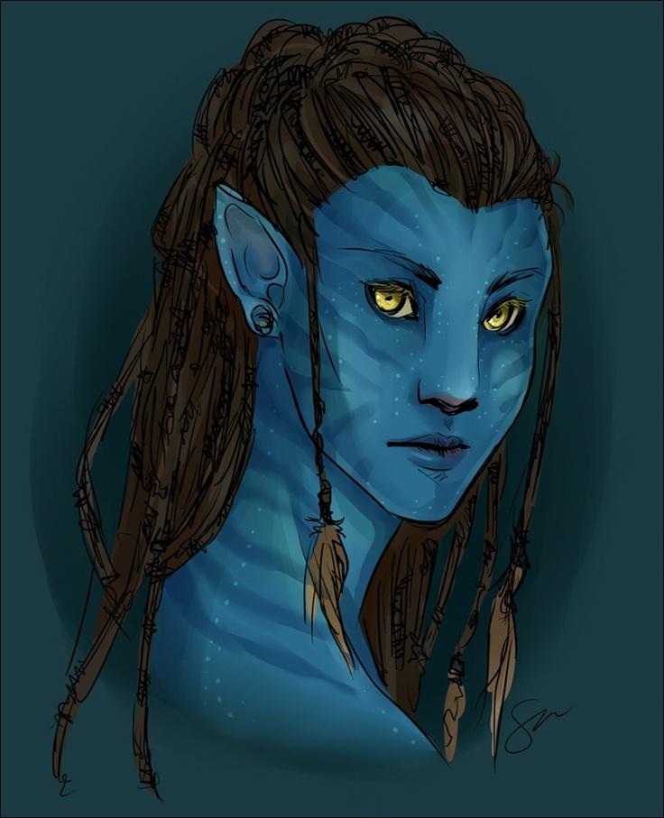"Navi Avatar: 67 Best Images About ""Neytiri"" Avatar! On Pinterest"