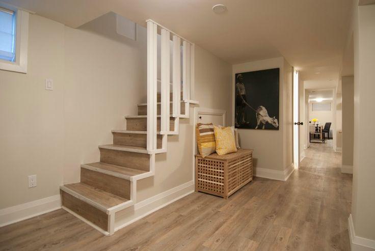 New basement flooring @Karndean Designflooring  , Income Property | HGTV