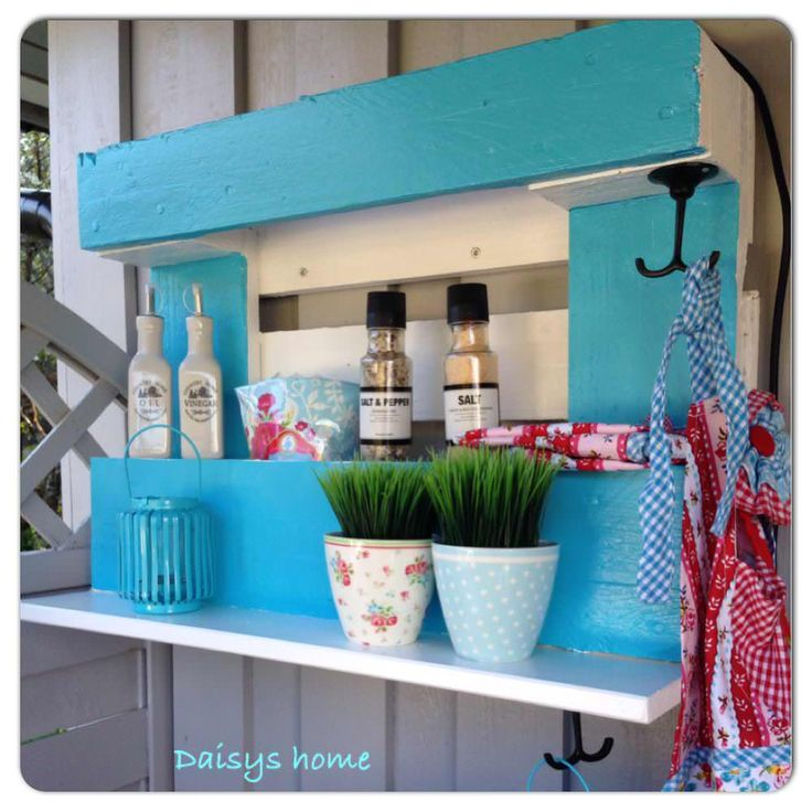 1000+ Images About Pallet Shelves On Pinterest
