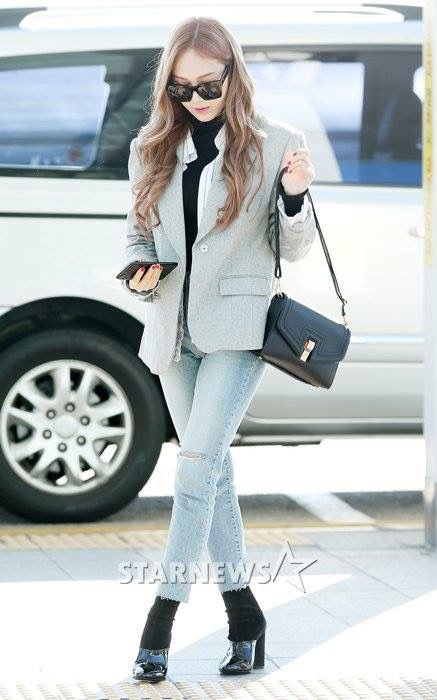 216 Best Jessica Jung Fashion Images On Pinterest