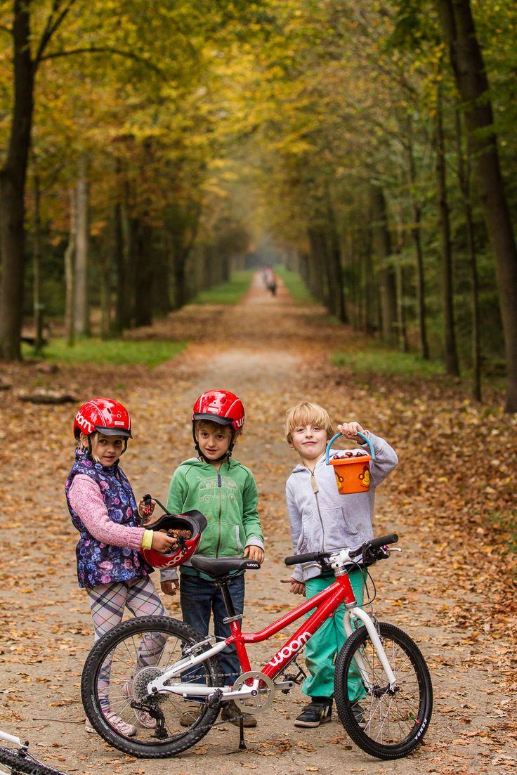 Projektowane i montowane w Wiedniu wysokiej jakości lekkie rowery dziecięce Woom cechuje ergonomia i bezpieczeństwo http://www.aktywnysmyk.pl/257-rowery-woom