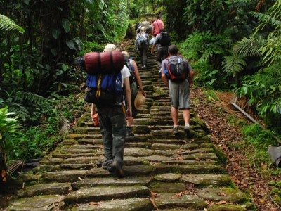 Colombia Travel and Tourism, Ciudad Perdida the lost city of Colombia
