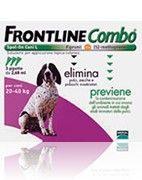 SCONTO 60%  Frontline combo per cani da 20Kg a 40Kg SCADENZA FINE AGOSTO 2014