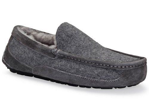 Amazon.com: UGG Australia Mens Ascot Wool Slipper: Shoes