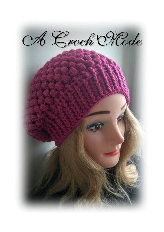 25 Best Bonnet Au Crochet Ideas On Pinterest Bonnet En