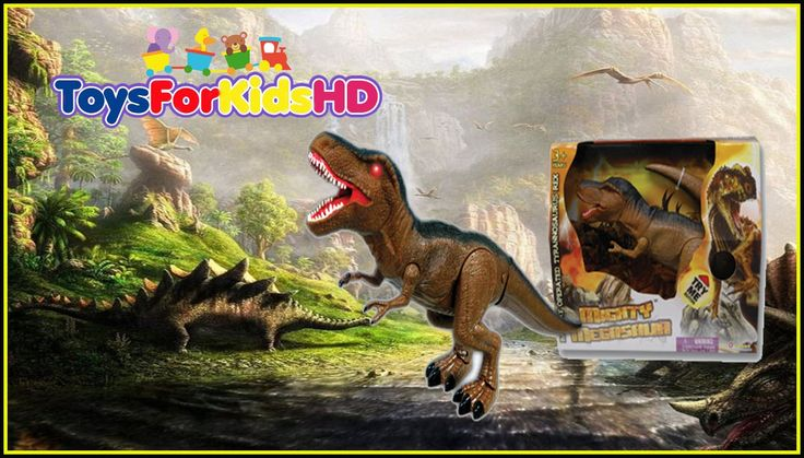 Dinosaurios de juguete Mighty Megasaur T-Rex - Dinosaurs - Brinquedos do...