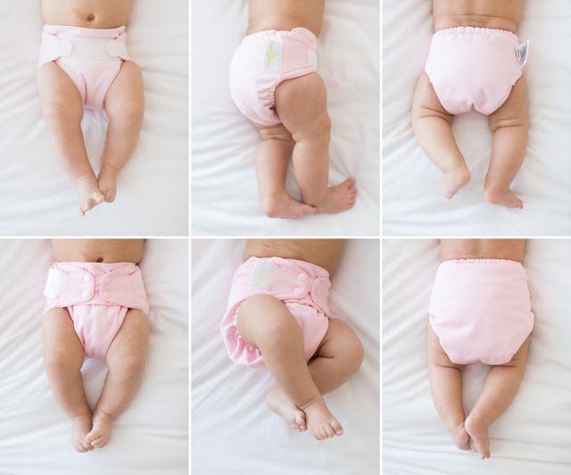 bumGenius Newborn Diapers vs. bumGenius 4.0 Diapers straight forward advice on cloth diapering a newborn