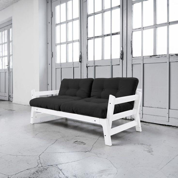 Die besten 25+ Schlafsofa grau Ideen auf Pinterest - wohnzimmer sofa grau