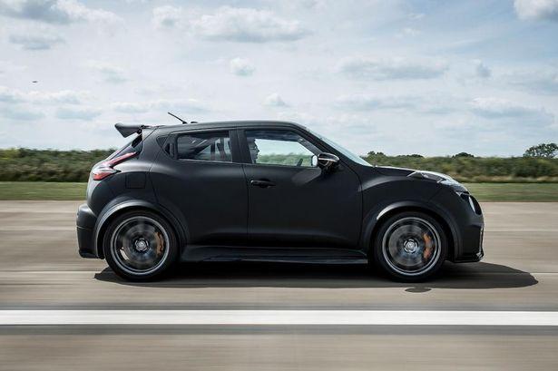 Car review: Nissan Juke R - - Coventry Telegraph