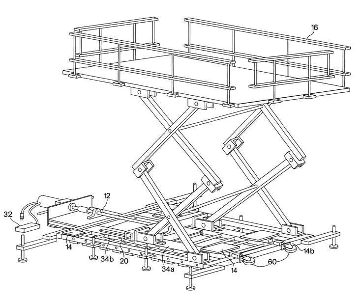 230 best scissor lift table images on pinterest