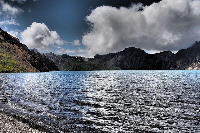 ©jenniferck - Lake Chol at Mount Paekdu, DPRK (North Korea)