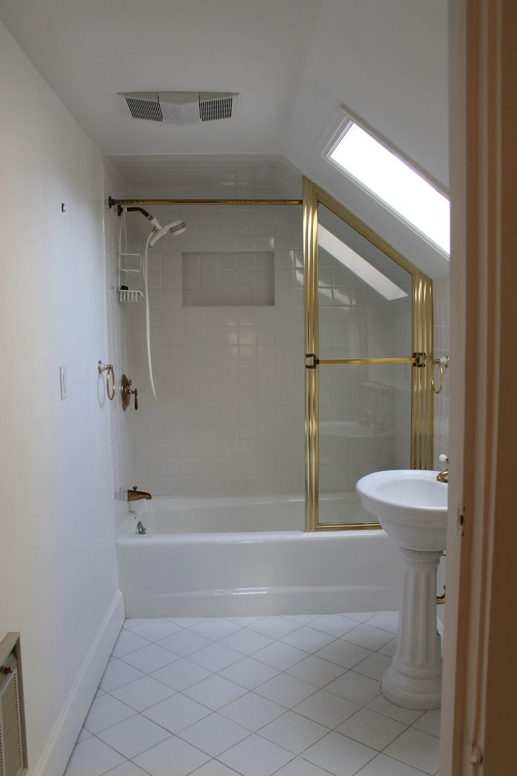 cheap/easy cover up...covering brass shower fixtures...