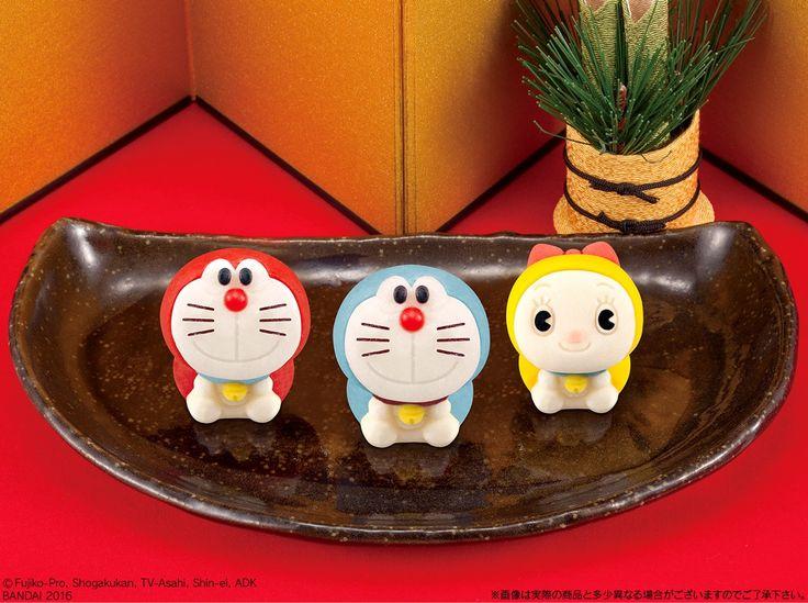 ドラミちゃんが加わった!Japaaanでもよく紹介しているバンダイが発売している和菓子「食べマス」シリーズ。食べマスは色々な人気キャラクターを和菓子で再現したもので、これまで妖怪ウォッチやリラックマ、ドラえもんなどが発売されていました。今回…
