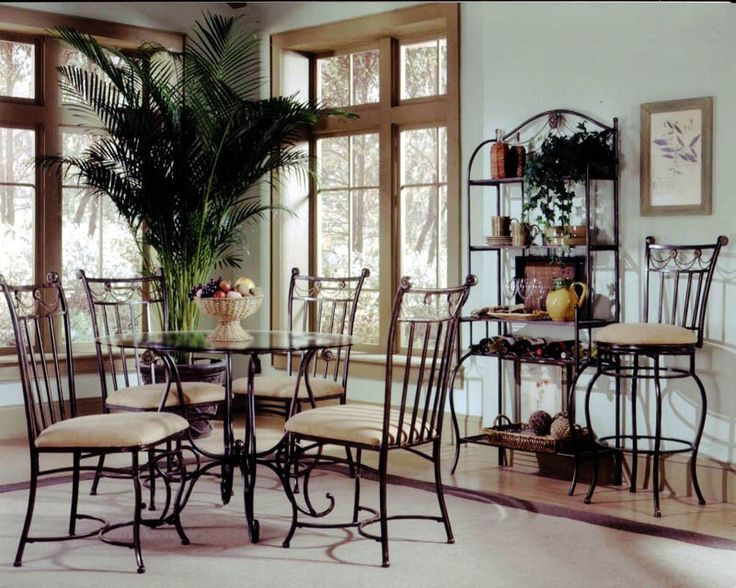Hillsdale Camelot II 5 Piece Dining Set