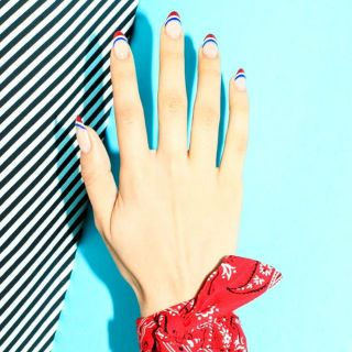 13 Awesome Nail Polish Brands You Need to Know Open-toed shoe season means you suddenly have more real estate that urgently requires painting.  So chic you'll want to keep them on long after Independence Day.