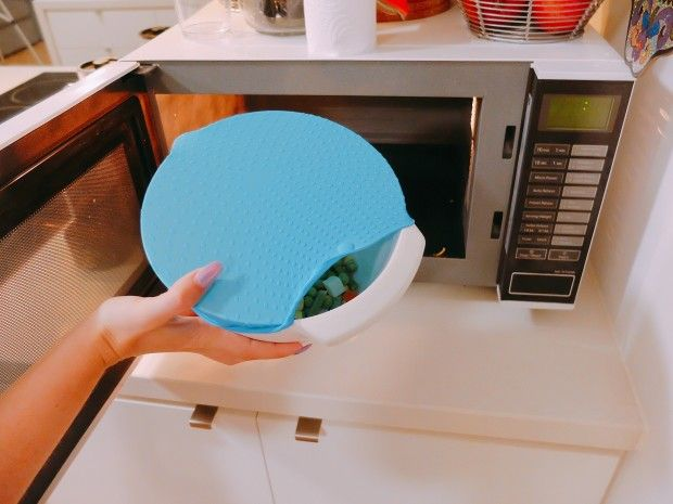 The FoodGuard - A One Size Fits ALL Super Lid | Indiegogo