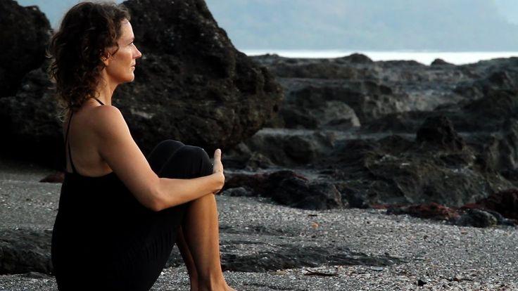 Energizing Sunrise Yoga Flow with Hang Music, intermediate