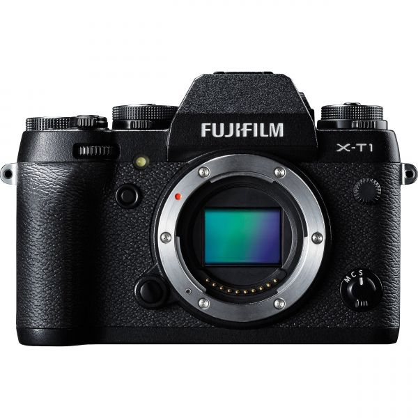 #Fujifilm X-T1 #MILC #fényképezőgép váz  A világ legnagyobb* 0.77x képkereső nagyítási aránya Nagy felbontású 2,36 millió képpontos OLED kijelzőjével, és a világ legnagyobb 0.77x nagyítási arányával*, a FUJIFILM X-T1 valósidejű képkeresője igazi kapcsolatot tesz lehetővé a jelenettel, a fényképezés tökéletes élményét nyújtva, 31°, széles látószögével.  A világ leggyorsabb** kijelzője A kijelző késleltetési ideje mindössze 0.005 másodperc - ami kevesebb, mint tizede a hagyományos...