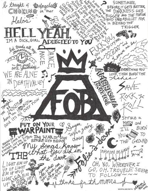 Fall out boy save rock and roll album lyrics