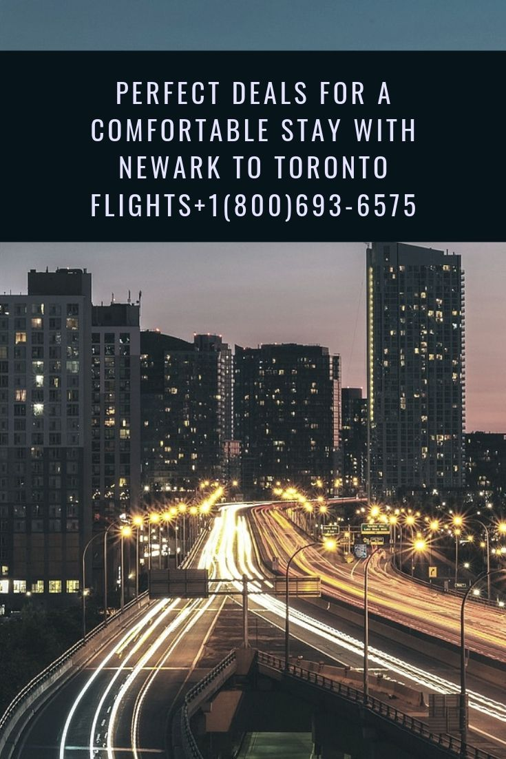 Perfect Deals for a Comfortable Stay with Newark to
