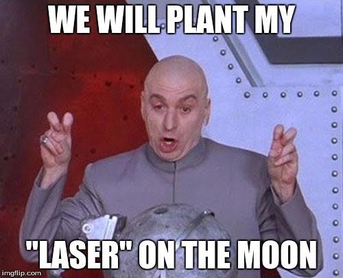 Dr Evil Laser