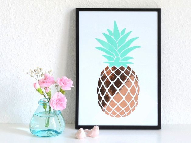 a 25 legjobb tlet a pinteresten a k vetkez vel kapcsolatban ananas deko hawaii deko s. Black Bedroom Furniture Sets. Home Design Ideas
