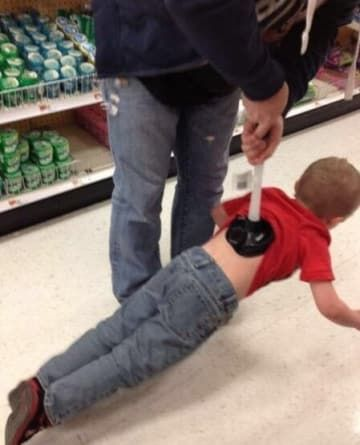 15 Parenting Fails That You Could Totally See Why They Would Work In Theory