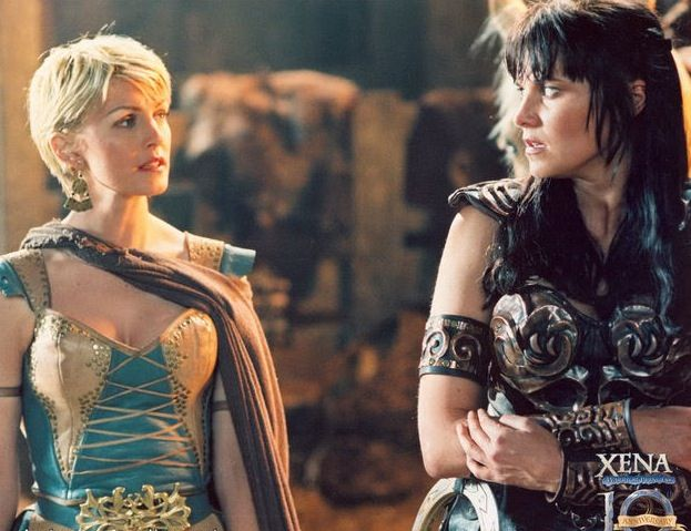 Image result for xena, crusader episode