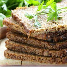 Ezekiel Bread Recipe.  Let try this again @juliekiehn!