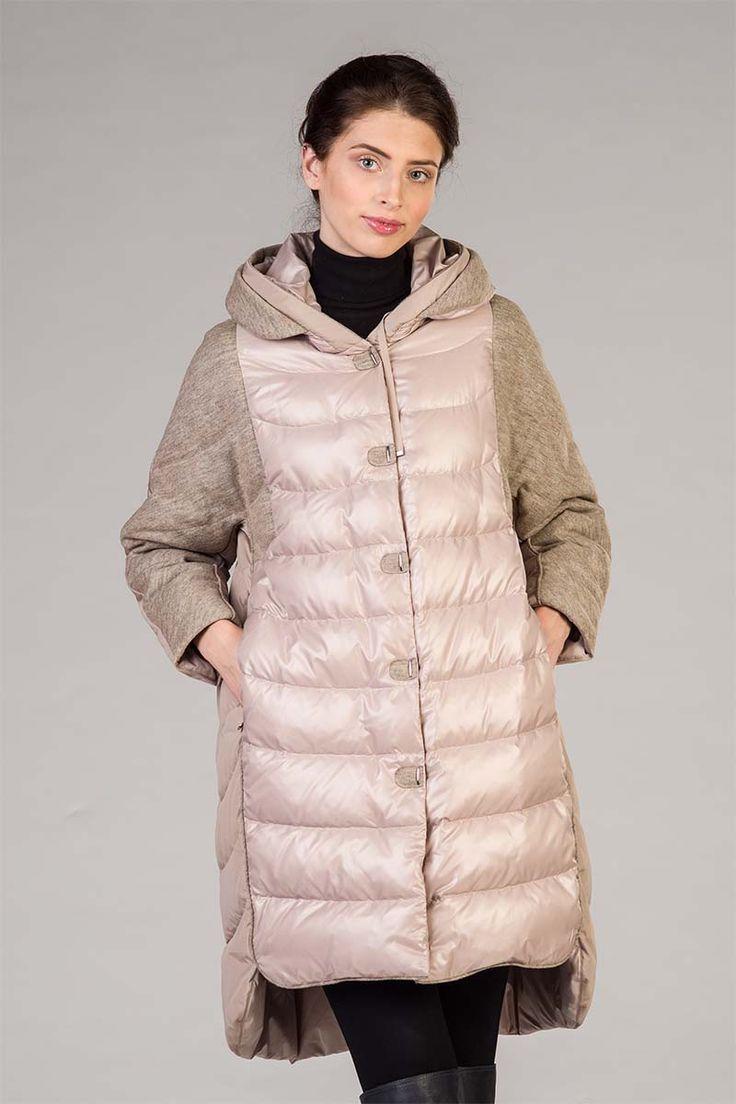 WINTERRA — Женская верхняя одежда оптом. Пуховики оптом, куртки оптом, пальто…