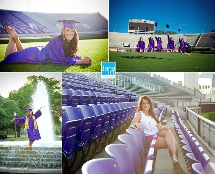 East Carolina University Senior Portraits | Eastern NC Photographer - Dana Jo Photography