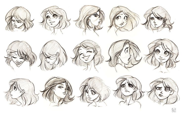 Lumiere expressions by MoonLightRose17 on DeviantArt