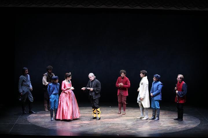 TEATRO SOCIALE (BS). LA DODICESIMA NOTTE di William Shakespeare