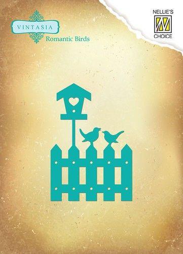NS: Vintasia Dies; Romantic Birds, Birdhouse