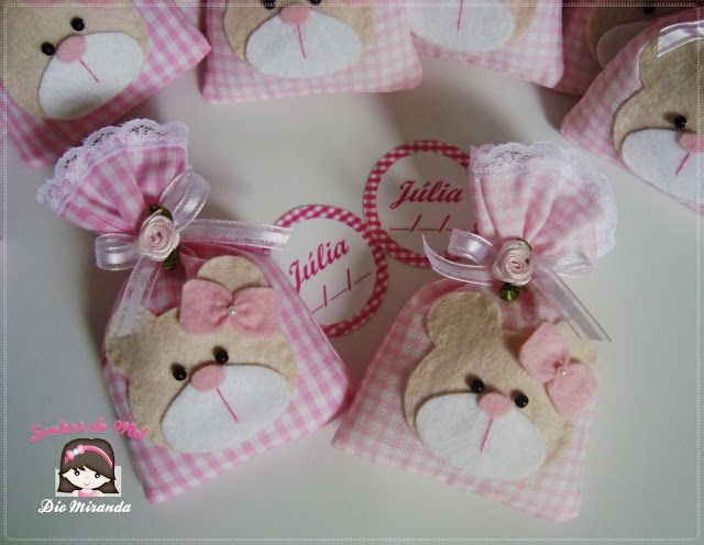 sewing idea for a baby ♥