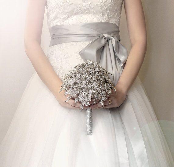 Wedding Flowers  Bridal Bouquet of Flower by BridalBouquetsbyKy, $600.00