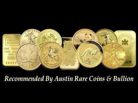 Top Gold S At Austin Rare Coins Bullion Call 1 800 928