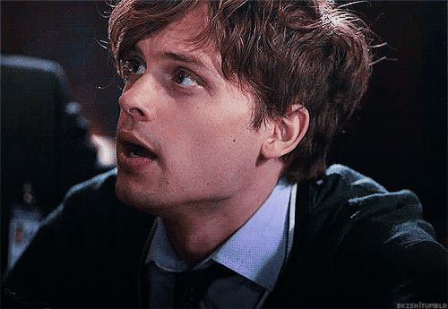 spencer reid imagine | Tumblr